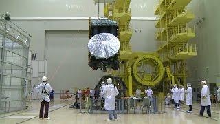 ExoMars prepares for launch