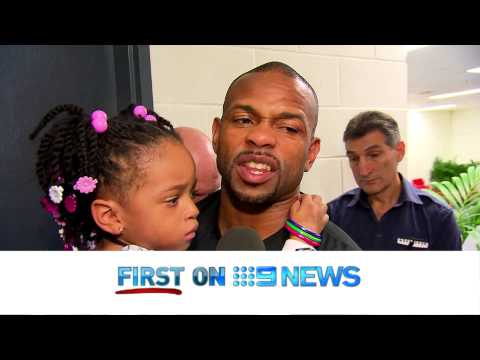 Boxing legend Roy Jones Junior talks retirement