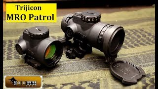 Trijicon MRO Patrol Red Dot Sight Review