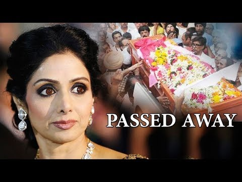 LIVE NEWS: Bollywood actress Sridevi dead at 54 in DUBAI | Sridevi Kapoor Death in Dubai