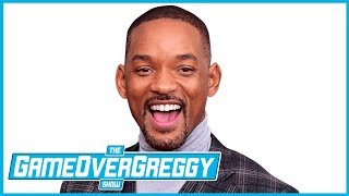 Will Smith - The GameOverGreggy Show Ep. 186 (Pt. 4)