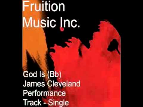 God Is (Bb) James Cleveland Instrumental Performance Track