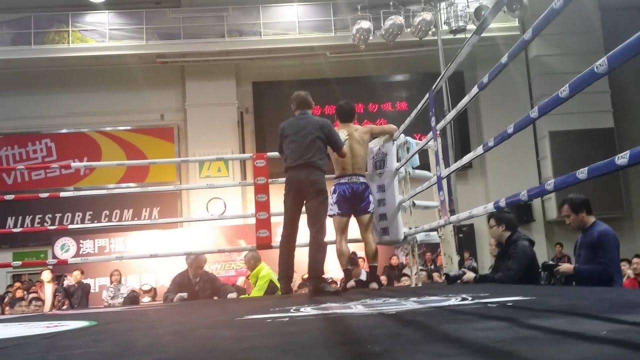 Red 吳景聰HKG vs Blue 中村敏射JPN - YouTube