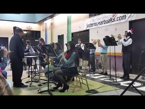 Valley oak middle school jazz band
