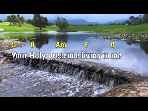 Breathe (lyrics & chords) by Michael W. Smith