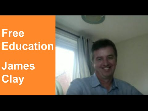 James Clay:  Free Education