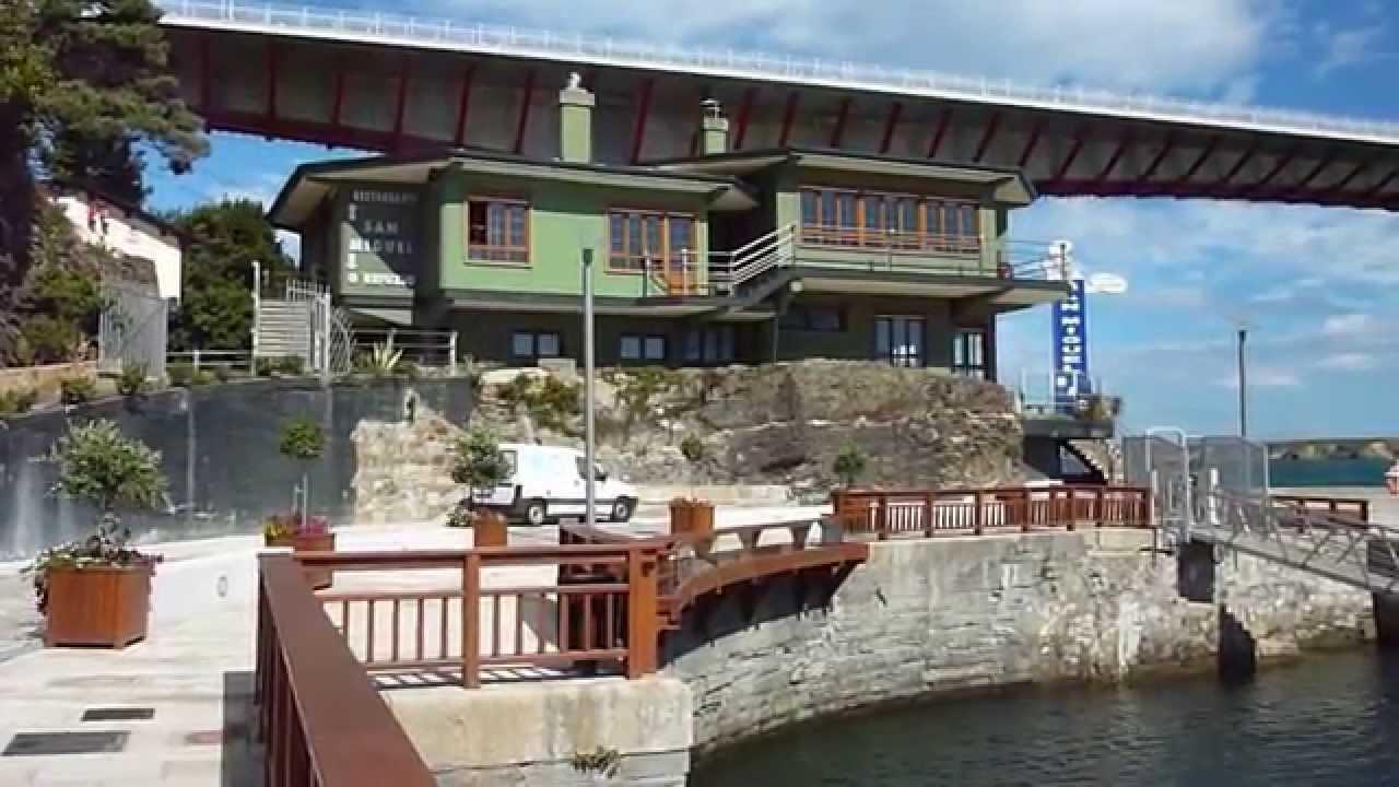 restaurante san miguel ribadeo lugo puerto deportivo