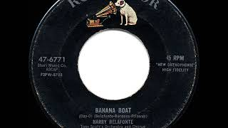 Download lagu 1957 HITS ARCHIVE: Banana Boat (Day-O) - Harry Belafonte