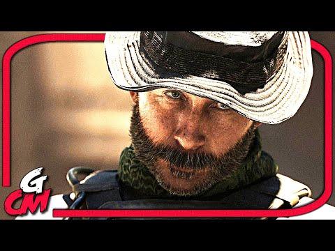 CALL OF DUTY MODERN WARFARE - FILM COMPLETO ITA Game Movie