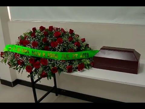 Entregan restos de Alfonso Jacquin, miembro de M-19 que murió en toma del Palacio | Noticias Caracol