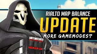 Overwatch MAP UPDATES - New Game modes needed