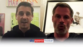 Gary Neville & Jamie Carragher react to latest ESL news | City withdrawal, Woodward resigning & more