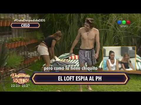 El Loft espía al PH en la semana 7 de DDS - Despedida de Solteros