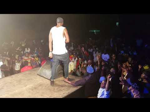 Eddy kenzo performance in Nakawuka 2018