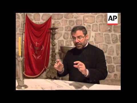 Villagers in Syria still speak the same language as Jesus Christ