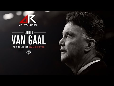 Louis Van Gaal - The Devil Of Manchester by @aditya_reds