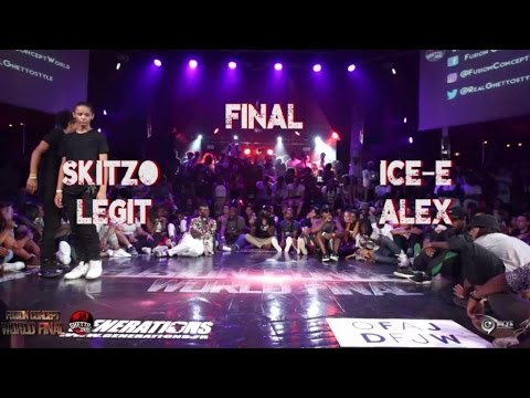 Skitzo & Legit VS Alex & Icee |Final Fusion concept 2016| Eyyes production