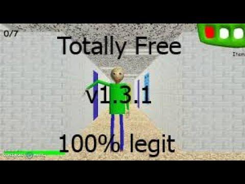 baldis basics download free 1.3.2