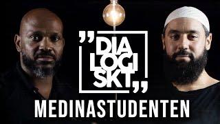 """Medinastudenten, Avsnitt 23, """"Att tro på GUD är normen,folk behöver det!"""""""