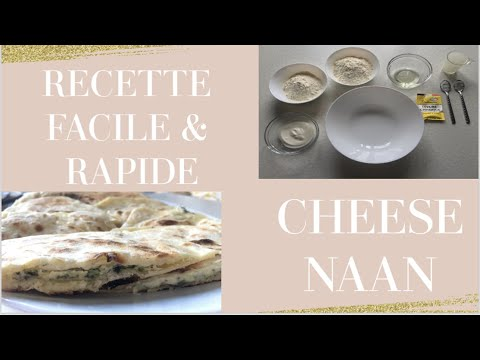 recette-facile-&-rapide-|-cheese-naan-🧀-|-indian-recipe