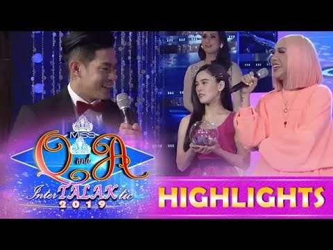 It's Showtime Miss Q & A: Vice and Jhong interview Kuya Escort