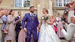 Hochzeitsvideo - Vivien und Chris (Schloss Roskow) /Coldplay - Orphans