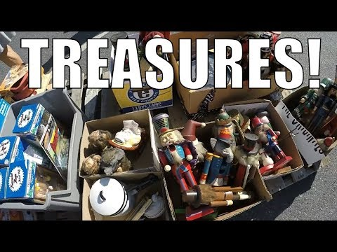 Trash Picking And Auction Hauls Of The Week - It's OKAY To Be LOST