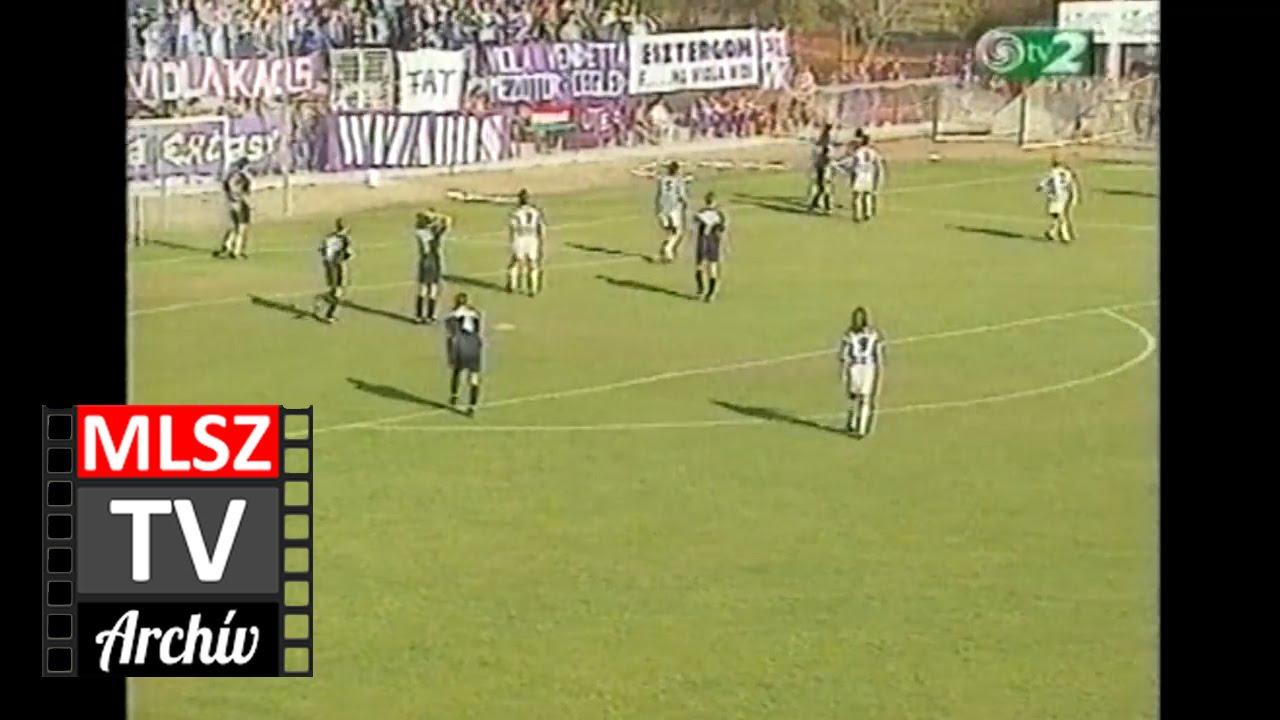 Tiszakécske-Újpest | 0-0 | 1998. 02. 28 | MLSZ TV Archív