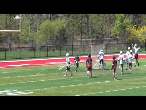 Jackson Pride Lacrosse 5/6 Black Team Spring 2015 Season Highlights