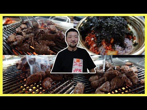 돼지고기 부속고기 전문점, 왕십리 갈매기의 꿈! 무한리필, 갈매기살 체인점 왜갑니까, 진심을 담은 리뷰! Pork Rare Cut Restaurant, Sincere Review!