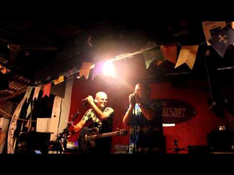 Karaoke Steve Martin in BVI's Feb 2013