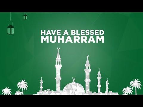 Happy muharram 2018 video wishes greetings islamic new year m4hsunfo