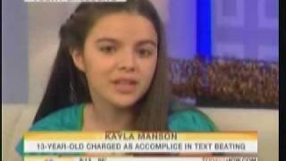 Young Girl Drops C-word on National TV...Twice!