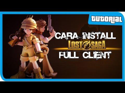 Cara Menginstall Lost Saga Indonesia Full Client 2017/2018 Tanpa Error 100% Work!