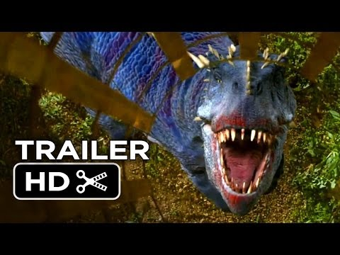 The Dinosaur Experiment Official Trailer (2014) - Jana Mashonee, Lorenzo Lamas Movie HD