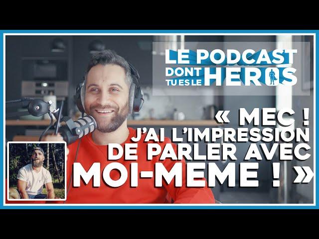 #2 Le Podcast Dont Tu Es Le Héros avec.... Yvann