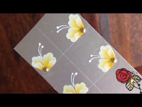 Flor carga dupla simples
