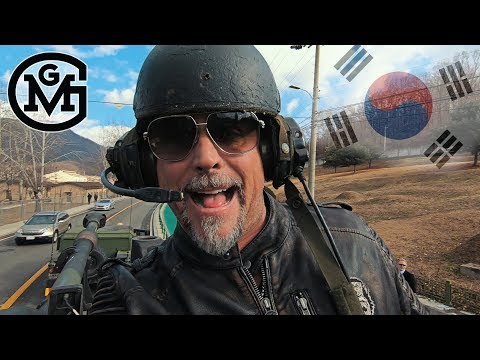 Richard Rawlings And Gas Monkey Garage Deployed to South Korea!