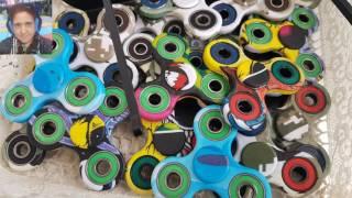 כתבה :הטיול הגדול ביותר לחפש את ספינר המושלם : mickymt007 Fidget Spinner