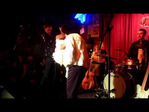 "Wanda Jackson w/ Rosie Flores ""Happy Birthday"" Austin, TX 10/23/09 Continental Club"