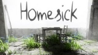 【HD版】 軍艦島!?を舞台に探索ホラー〔Home Sick〕 part.1