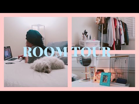 Showing you my Room! DAY VLOG