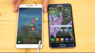 samsung galaxy s6 edge vs samsung galaxy note 5 comparison which should you buy