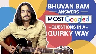 BB Ki Vines | Bhuvan Bam answers Most Googled Questions in a quirky way | Safar-Official Music Video