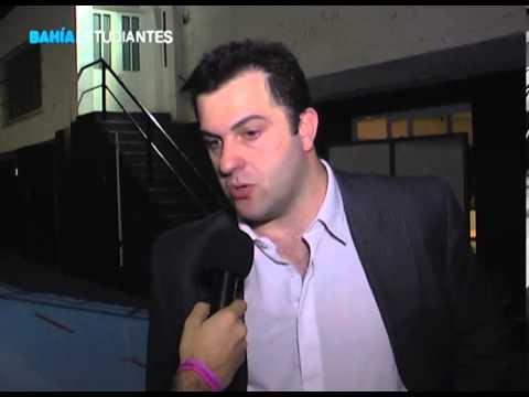 Silvio Santander post WBE-LANUS 26-10-12