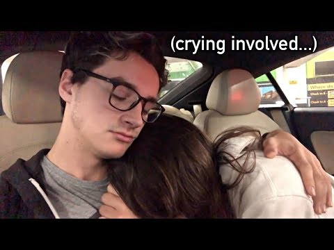 THE HARDEST PART OF A LONG DISTANCE RELATIONSHIP (emotional...)