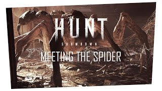 (CLIP) MEETING THE SPIDER (HUNT)