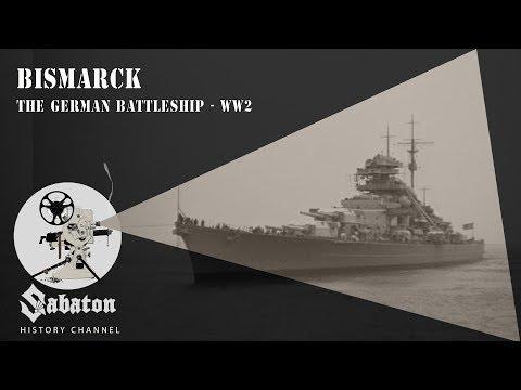 Bismarck –Battle of the Atlantic – Sabaton History 012