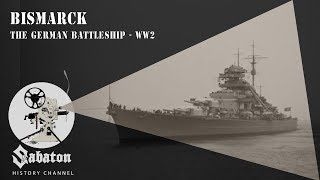 Bismarck –Battle of the Atlantic – Sabaton History 012 [Official]