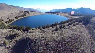 Sierra Nevada de Mérida (Sobrevuelo) HD
